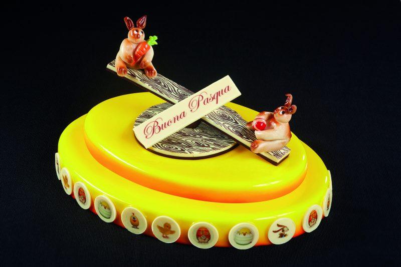 Pasqua: la Torta Cappuccino di Iginio Massari