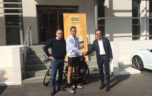 Il FICO Bike Tour fa tappa a Parma
