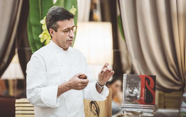 Il cioccolato con Andrea Besuschio