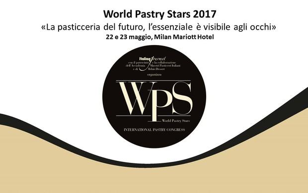 """World Pastry Stars. La pasticceria del futuro:""""l'essenziale è visibile agli occhi"""""""