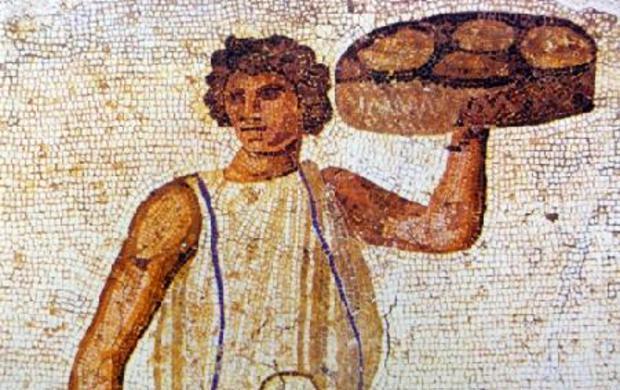 Al foro di Milano per degustare vini e cibi ispirati all'antica Roma