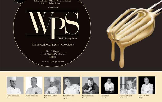 Aperte le iscrizioni per il World Pastry Stars 2016