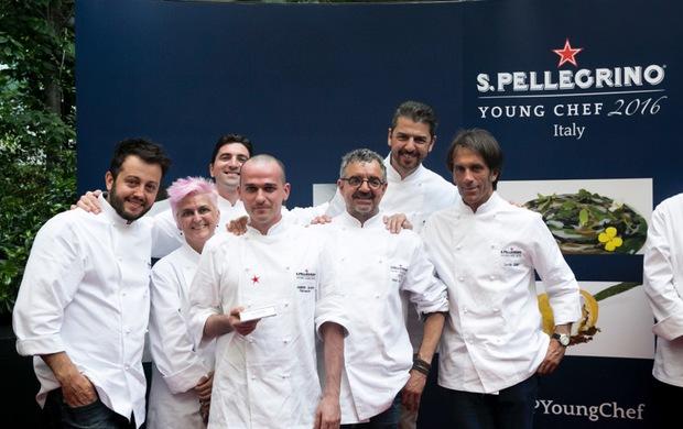 Alessandro Rapisarda è il finalista italiano del S.Pellegrino Young Chef