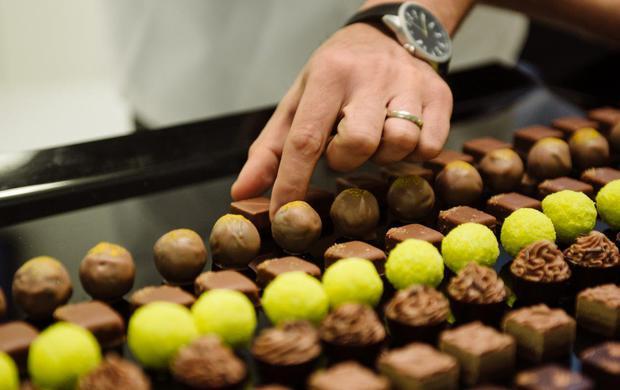 <div>Temporay store dedicato al cioccolato</div>