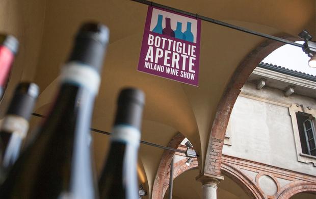 Bottiglie Aperte a Milano