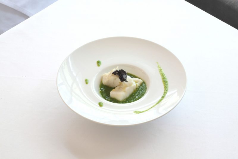 Bacalao tartufato