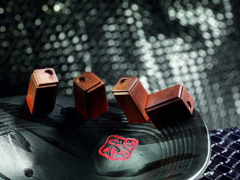 Cioccolatini pepe e cannella