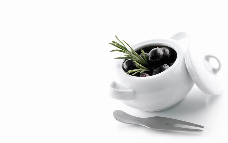 Confettura di uva nera con Rulles Brune e mix di spezie