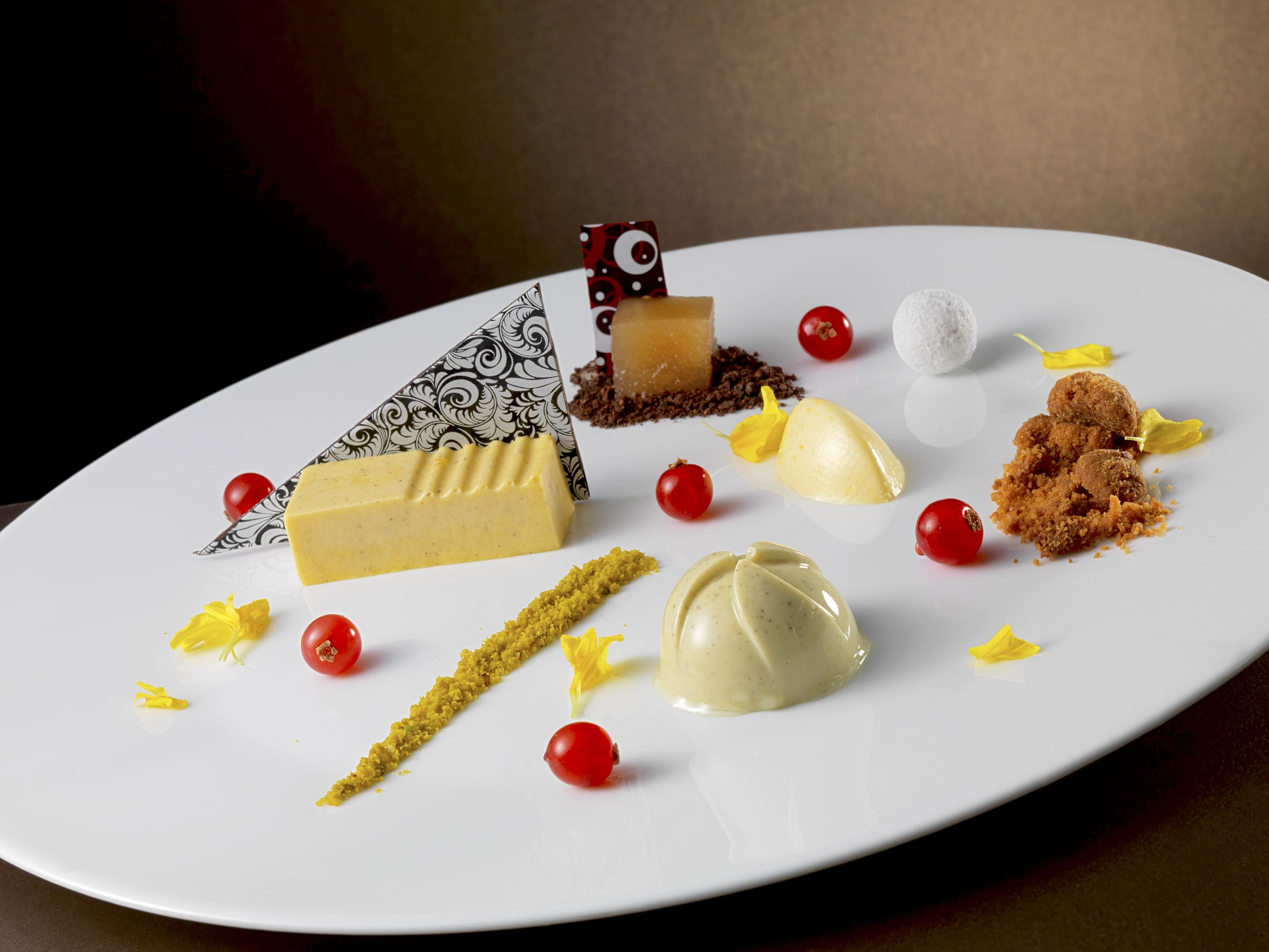 Dessert al piatto italian gourmet for Ricette dessert