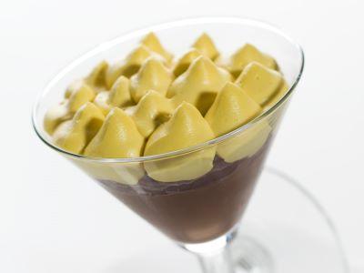 Il binomio pere e cioccolato