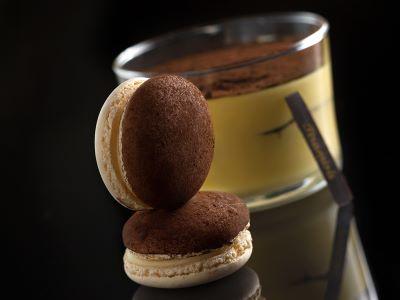 Macaron al tiramisù