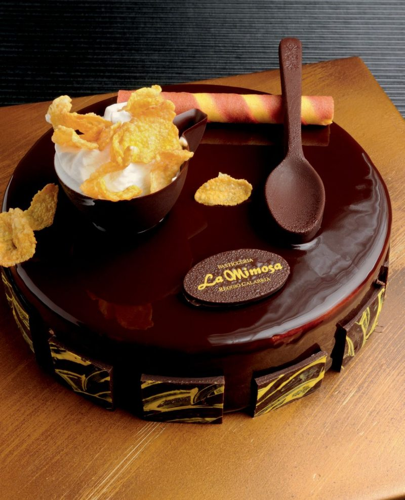 Mousse al cioccolato e caffè - Italian Gourmet daf9f99bf4f