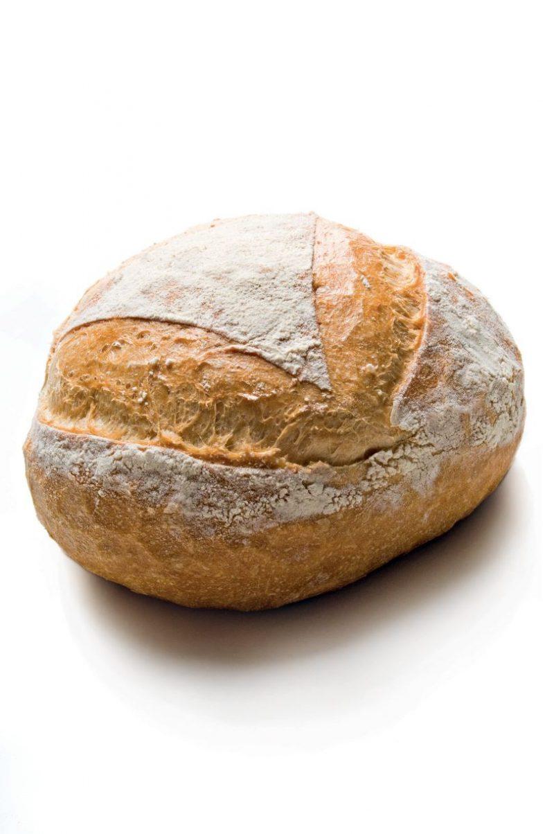 Pane con semola kronos