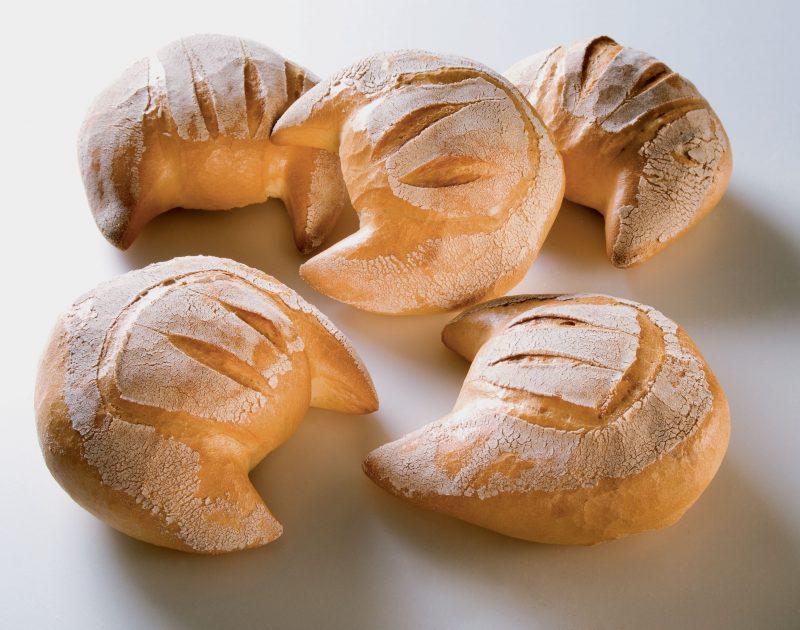 Pane di campagna con metodo indiretto