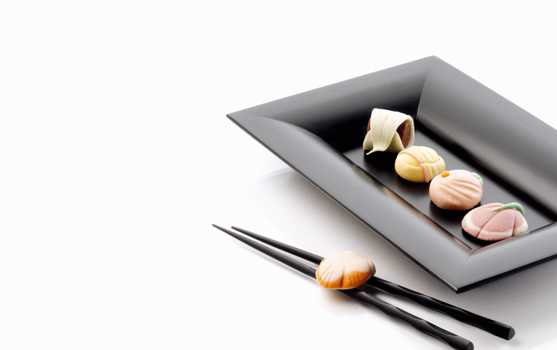 Sushi di marzapane