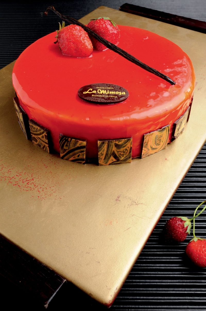 Torta Passione