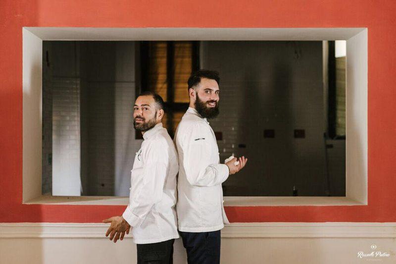 La cucina in villa Porro Pirelli? È giovane e di tendenza