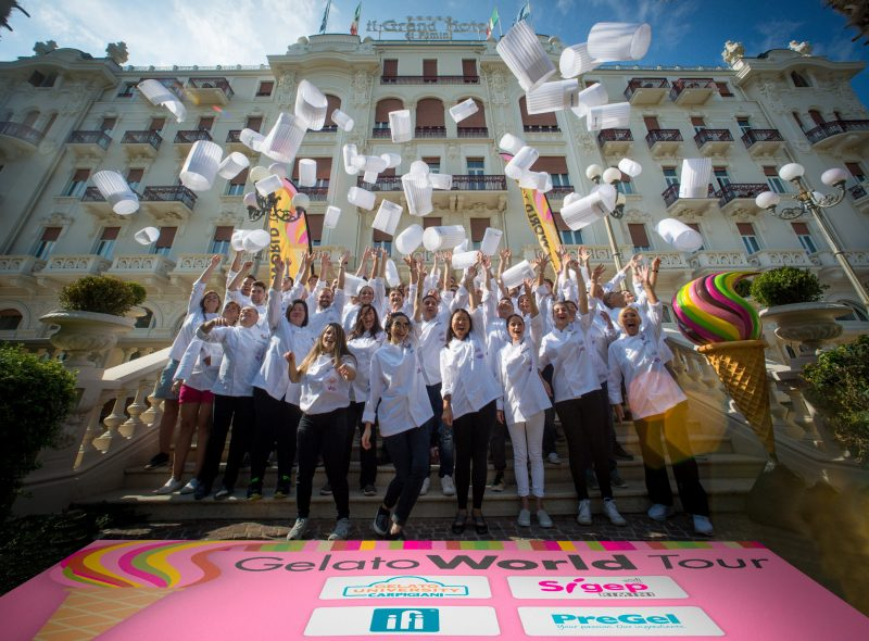 Gelato World Tour, la fase finale