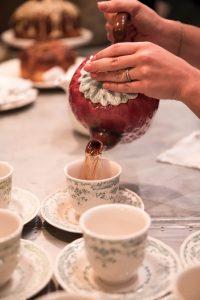 abbinamenti tè panettone