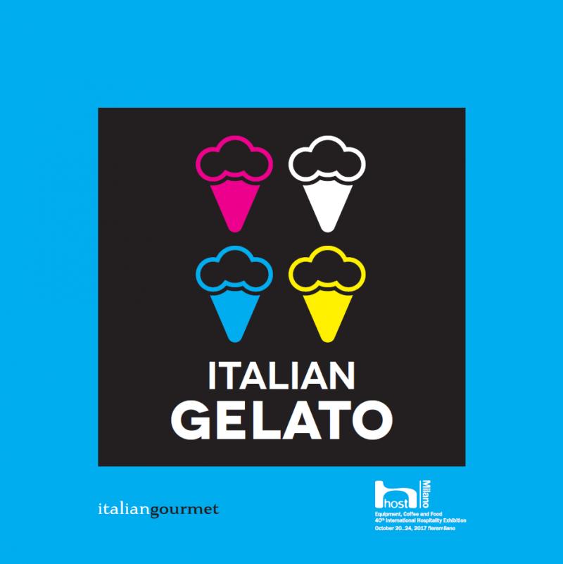 Italian Gelato, l'evento della gelateria a HostMilano