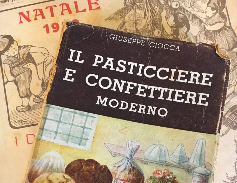 Giuseppe Ciocca, lo chef dei panettoni di inizio '900
