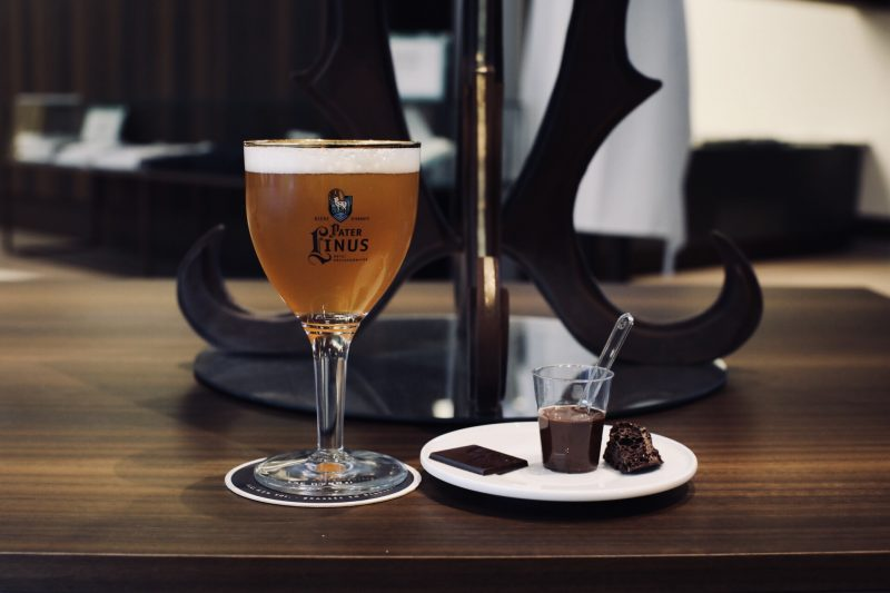 Food pairing experience tra cioccolato e birra