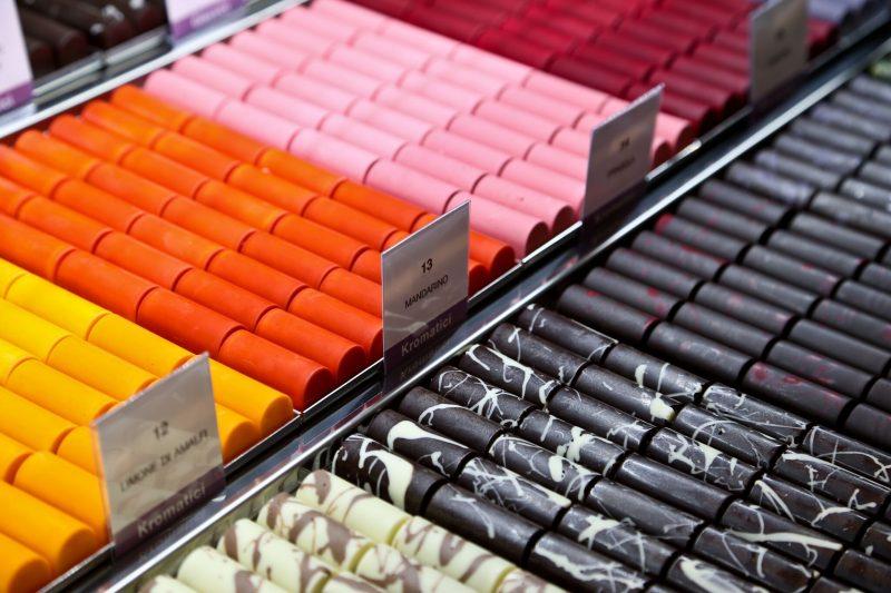 L'evoluzione del cioccolato