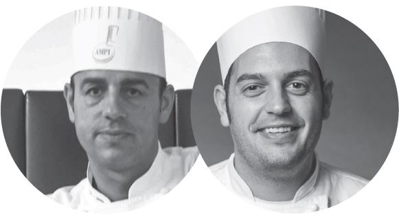 Professionisti: La pasticceria salata in pasticceria – Le interviste