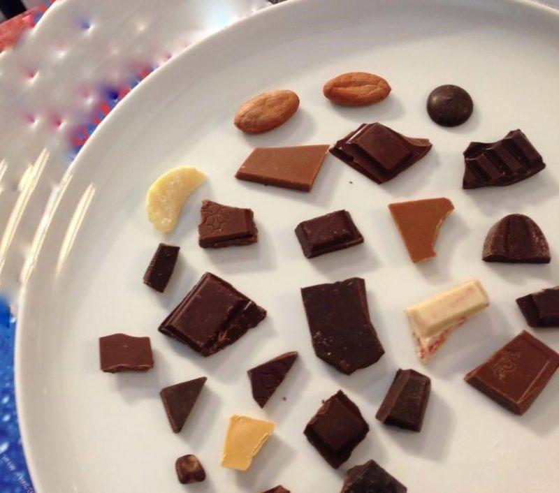 A Porto Venere il corso per Chocolate Taster