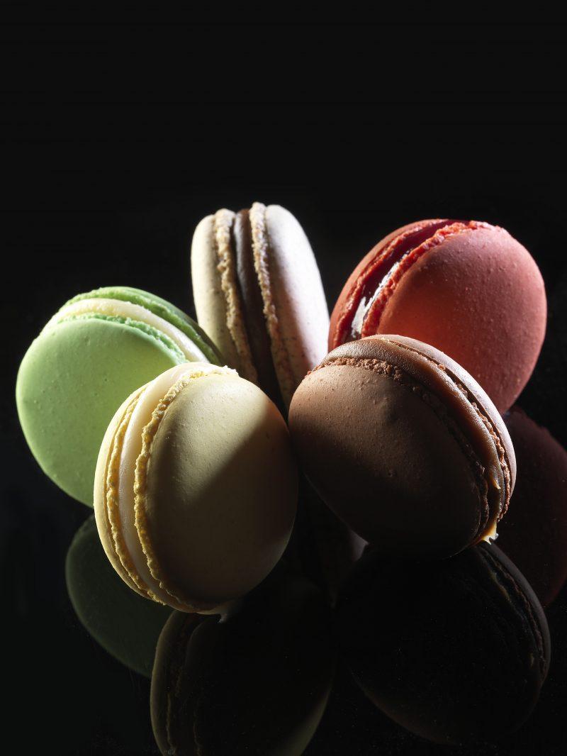 Ricetta dei Macaron al Cioccolato