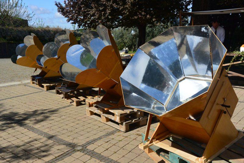 Tecnologie innovative in cucina: la cottura al sole