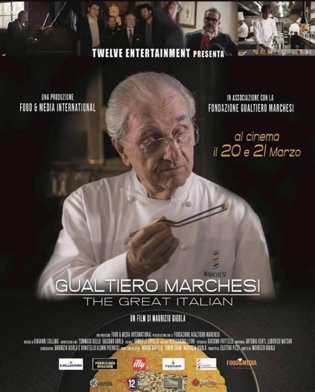 Fondazione Marchesi: un film e il nuovo Presidente