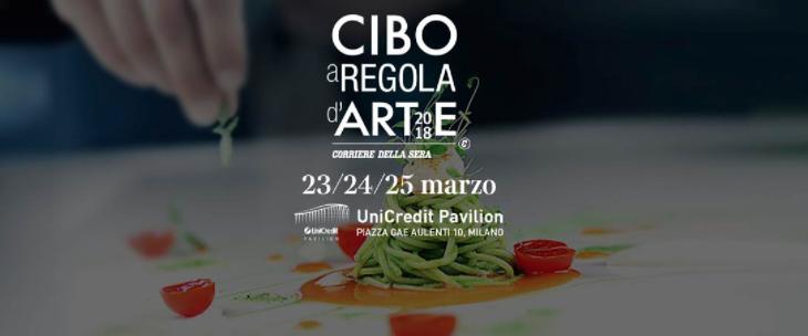 A Milano arrivano la primavera e Cibo a Regola D'Arte