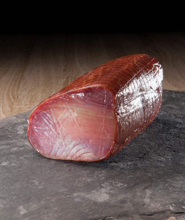 L'affumicatura del tonno