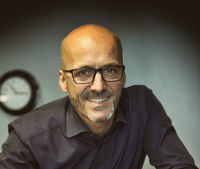 I relatori di WPS 2018: dall' Italia, Guido Castagna, Torino