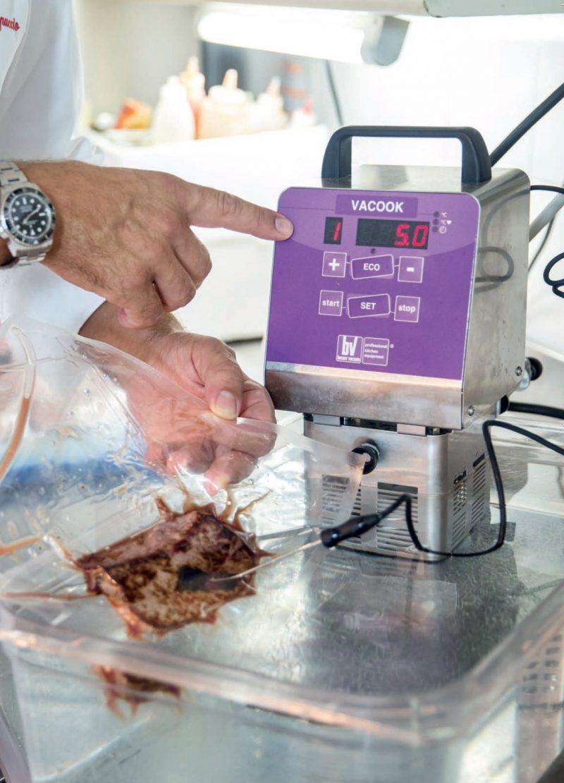 Criteri fondamentali per la cottura in sottovuoto a bassa temperatura