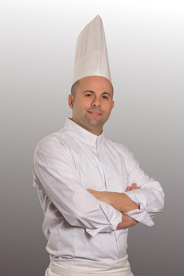 Domenico Candela è il nuovo chef del ristorante George's al Grand Hotel Parker's di Napoli
