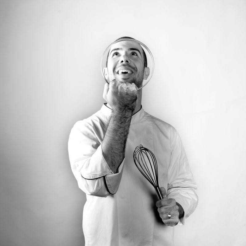 Gabriele Vannucci, il pasticcere che gira film da mangiare con gli occhi