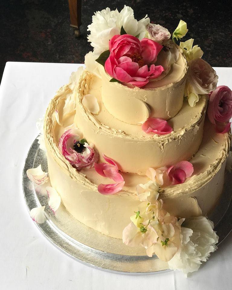 La torta regale per il wedding più atteso tra il principe Harry e Meghan Markle