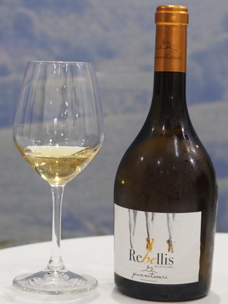 Da Giannitessari un vino che si ribella alle consuetudini: Rebellis