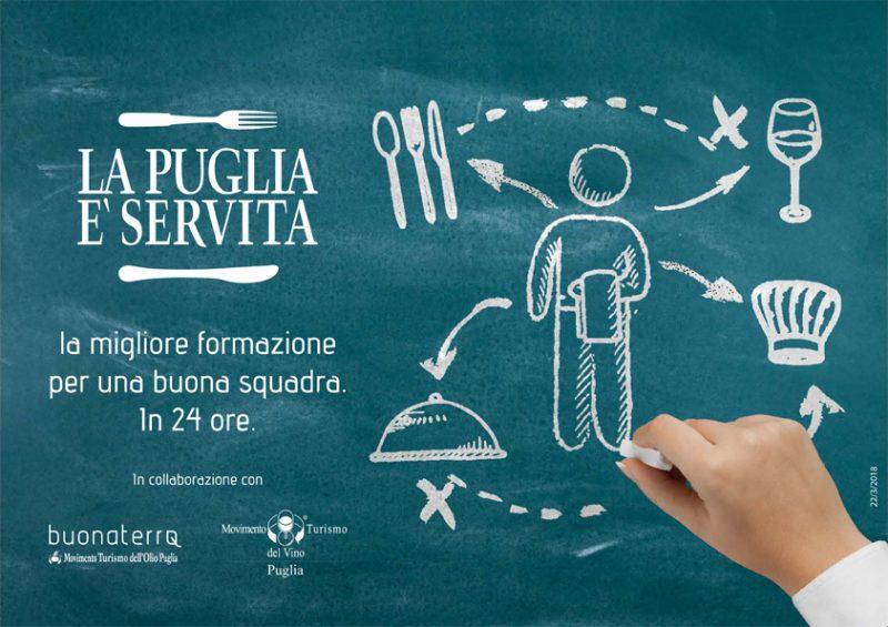 In Puglia a scuola di ospitalità