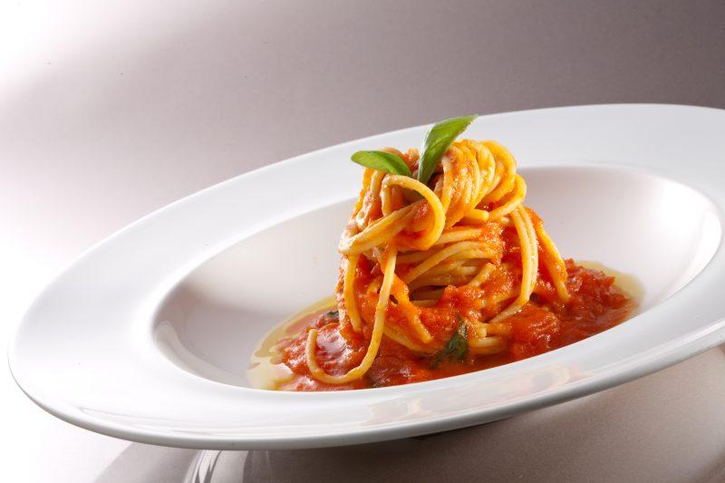 Spaghetti al Pomodoro a regola d'arte di Sergio Mei