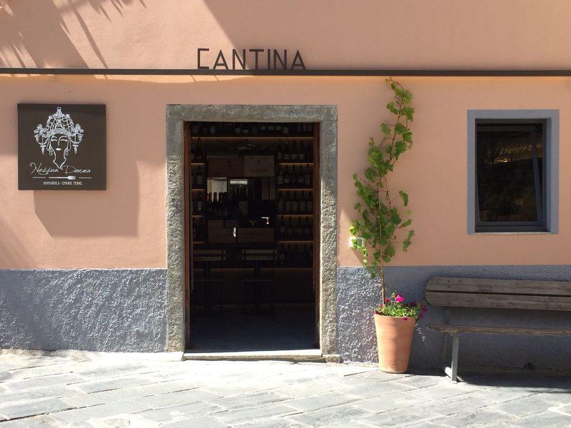 Nelle Cinque Terre, la nuova Cantina del Nessun Dorma,  per degustare l'Italia in un bicchiere