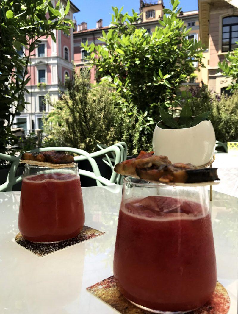 Drink ut Des, da Daniel Canzian un aperitivo in cambio di pane raffermo