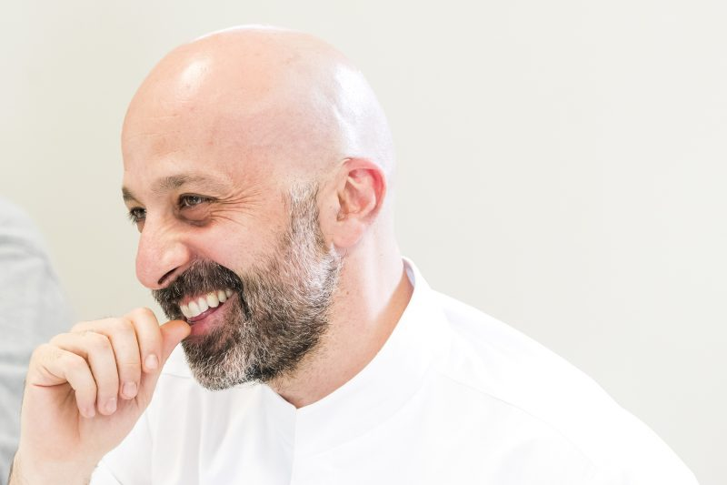Lo chef Niko Romito e la cucina imprenditoriale