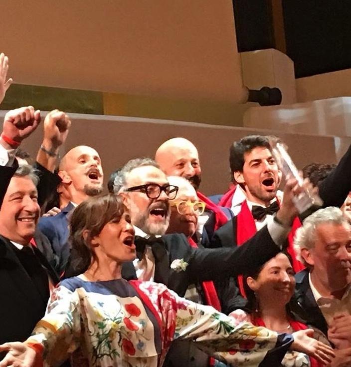 Bottura in cima al mondo: è italiano il miglior ristorante del globo