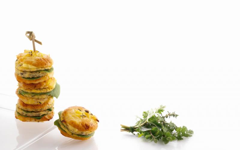 Tortillas de papas – Focaccine di Patate di Luca Montersino