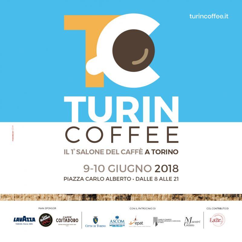 Turin Coffee: ecco il primo salone del caffè a Torino