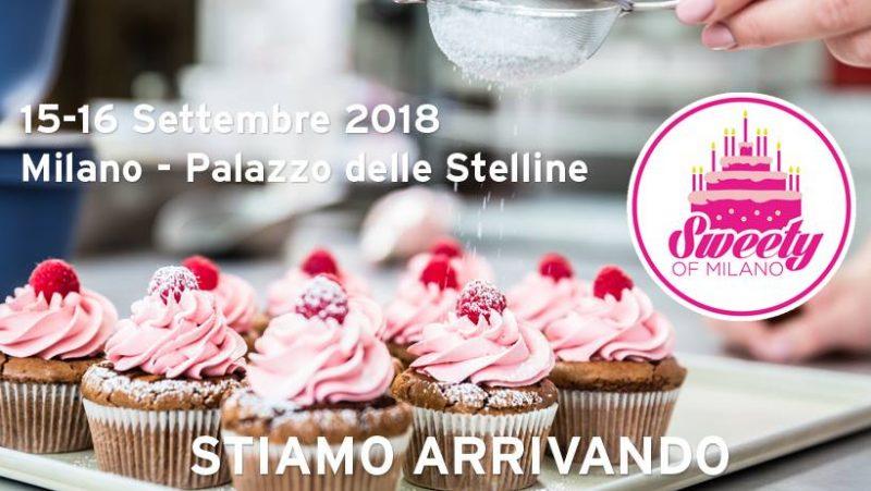 Il 15 e 16 settembre torna Sweety of Milano. GRANDI DOLCI DI GRANDI MAESTRI.