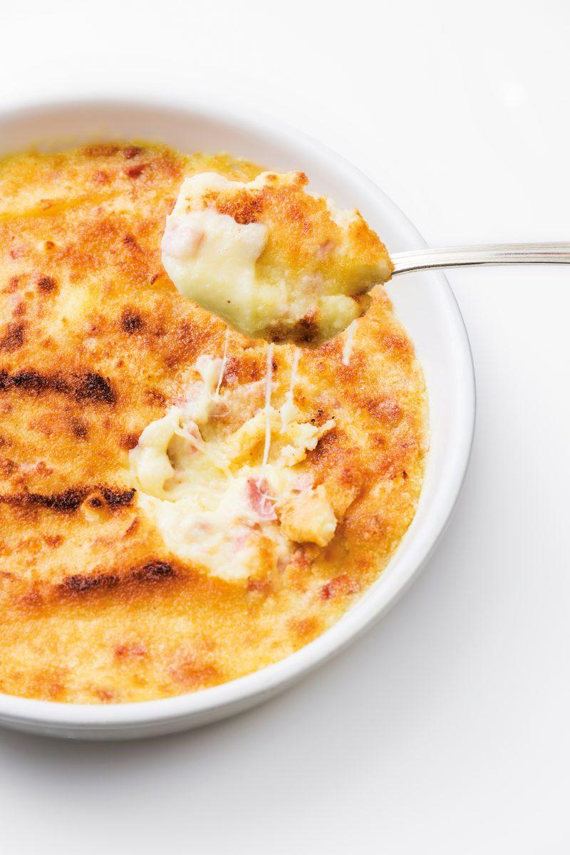 La Ricetta del Gateau di patate con mortadella